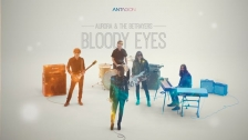 Aurora and the Betrayers 'Bloody Eyes' music video