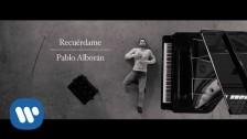Pablo Alborán 'Recuérdame' music video