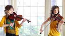 Lindsey Stirling 'Zelda Violin Duet' music video