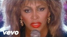Tina Turner 'Better Be Good To Me' music video