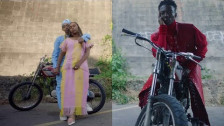 Blood Orange 'Charcoal Baby' music video