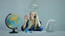 Amber Arcades 'Goodnight Europe' music video