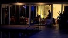 Nicholas Krgovich 'Along the PCH on Oscar Night' music video