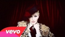 Madonna 'Living for Love' music video