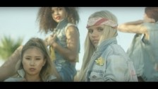 Alli Simpson 'Roll 'Em Up' music video