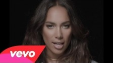 Leona Lewis 'Fire Under My Feet' music video