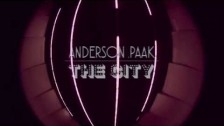 Anderson .Paak 'The City' music video