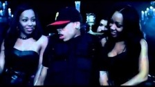 Chris Brown 'Wall to Wall (Remix)' music video