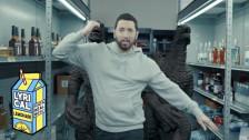 Eminem 'Godzilla' music video