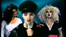 Nina Hagen 'Smack Jack' music video