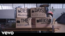 Alex Lahey 'Every Day's The Weekend' music video