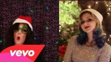 Colette Carr 'Christmas Wrapping' music video