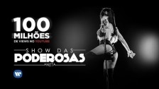 Anitta 'Show das Poderosas' music video