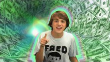 Fred Figglehorn 'Christmas Cash' music video