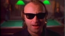 Genesis 'I Can't Dance' music video