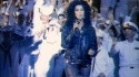 Cher 'If I Could Turn Back Time' Music Video