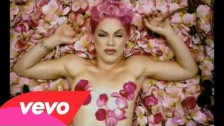 Pink 'You Make Me Sick' music video