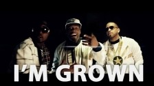 G-Unit 'I'm Grown' music video