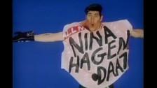 Seth Bogart 'Nina Hagen-Daaz' music video