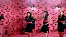 Girls Aloud 'Biology' music video