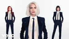 Cara Delevingne 'I Feel Everything' music video