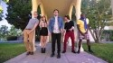 Pentatonix 'Can't Hold Us' Music Video