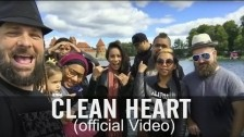 Christafari 'Clean Heart' music video