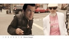 Uzimon 'Steven Seagal 2.0' music video