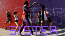 Kid Sister 'Bed Breaker' music video