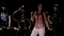 Kitty In A Casket 'Sticks & Stones' music video
