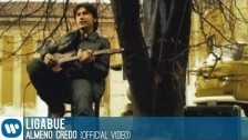 Ligabue 'Almeno credo' music video