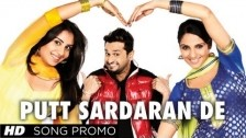 Roshan Prince 'Putt Sardaran De' music video