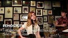 Echosmith 'I Heard The Bells On Christmas Day' music video