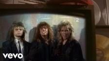 Europe 'Rock the Night' music video