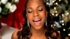 Ashanti 'Christmas Melody' music video