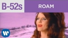 The B-52's 'Roam' music video