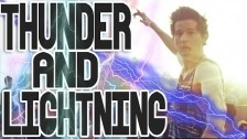 Ricky Dillon 'Thunder and Lightning' music video