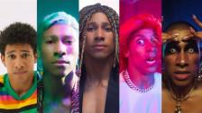 Keiynan Lonsdale 'Rainbow Dragon' music video