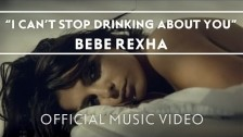 Bebe Rexha 'I Can't Stop Drinking About You' music video