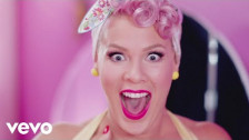P!nk 'Beautiful Trauma' music video