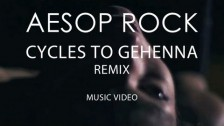 Aesop Rock 'Cycles to Gehenna (Zavala Remix)' music video