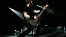 Metallica 'Broken, Beat & Scarred' music video