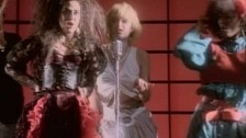 Billy Idol 'To Be A Lover' music video