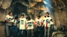 Cyndi Lauper 'The Goonies 'R' Good Enough' music video