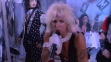 Mötley Crüe 'Smokin In The Boys Room' music video