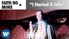 Faith No More 'I Started A Joke' music video