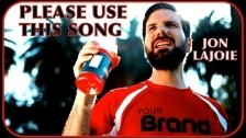 Jon Lajoie 'Please Use This Song' music video