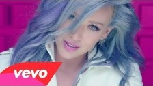 Hilary Duff 'Sparks (Alternative Version)' music video