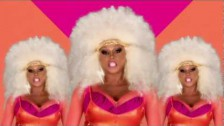 RuPaul 'Peanut Butter' music video
