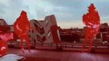 DZ Deathrays 'Northern Lights' music video